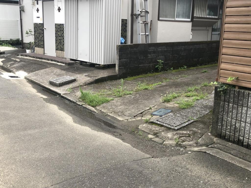 宮崎市清水1丁目の土地画像2