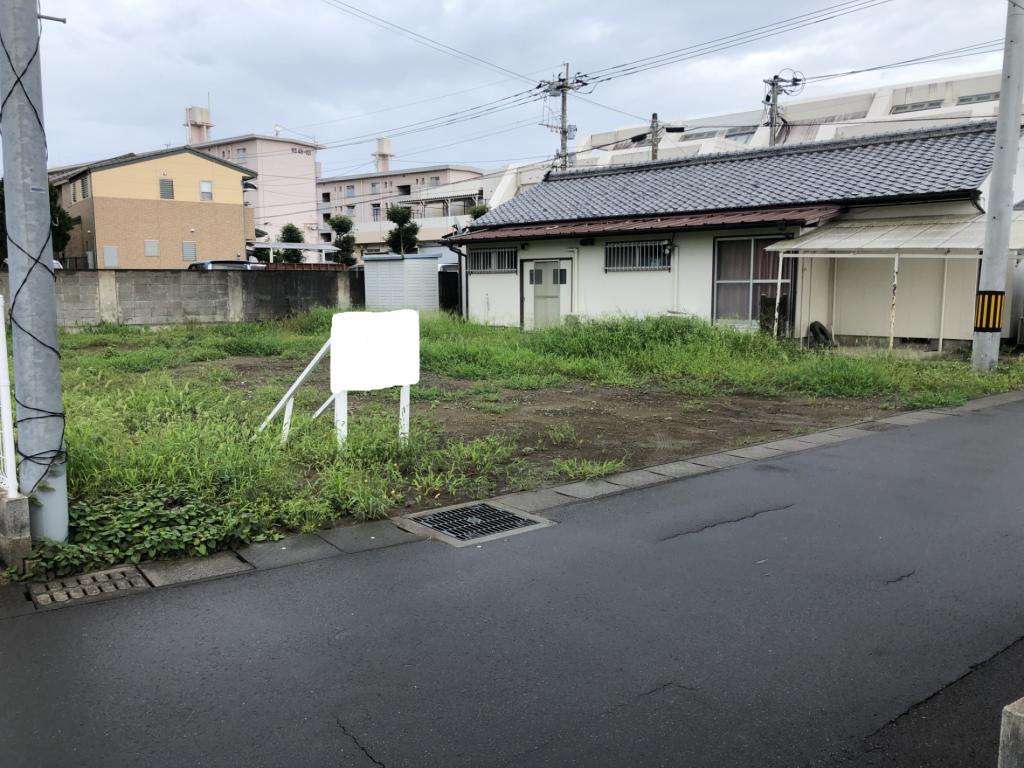 宮崎駅近くで平屋住宅が建築可能です!買い物等便利な場所です!写真