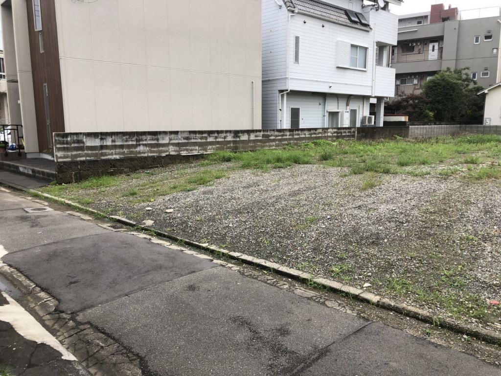 西池小学校校区で二方道路の土地です!宮崎市中心部での新築用地としてどうですか?写真