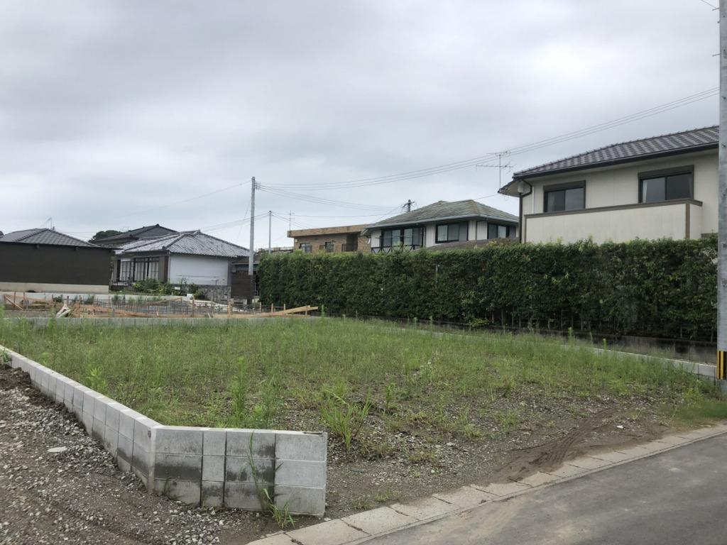 宮崎市大塚町の土地画像2