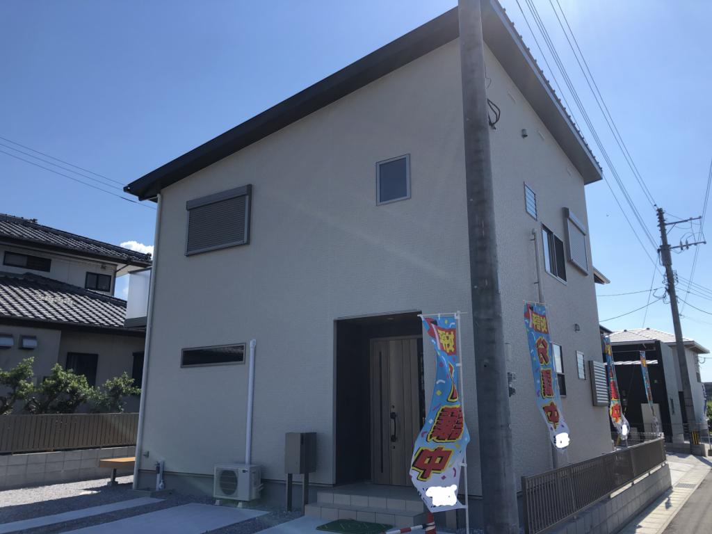 宮崎市大島町の新築一戸建て大画像