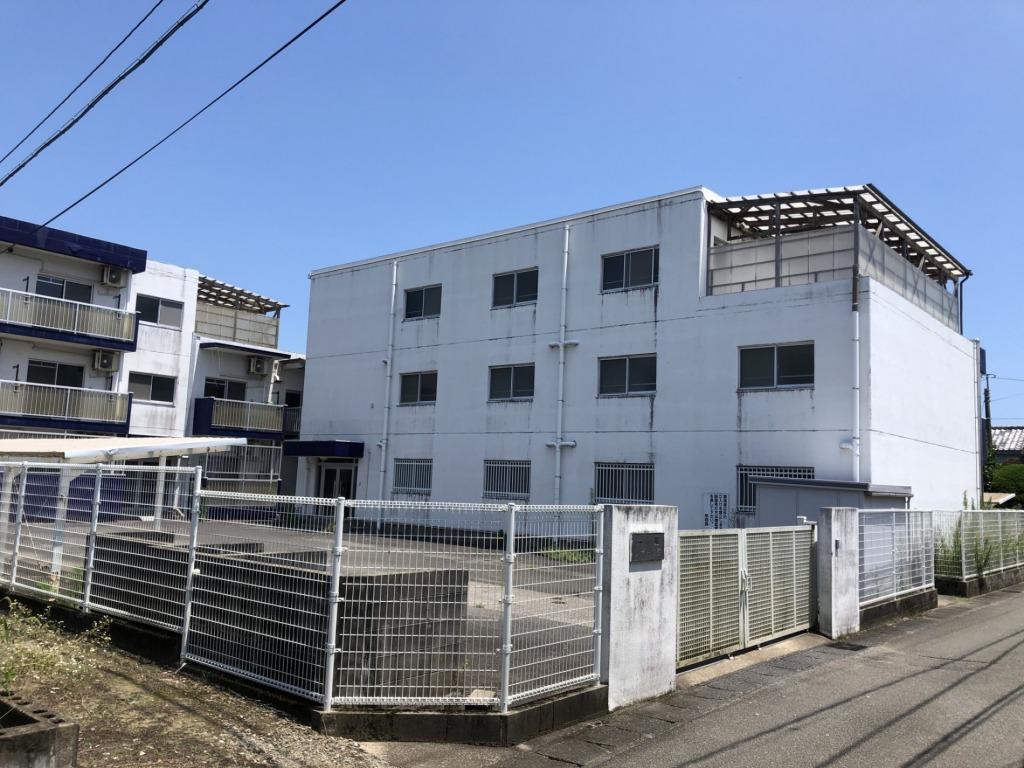 宮崎市大字熊野の中古住宅間取り/配置図