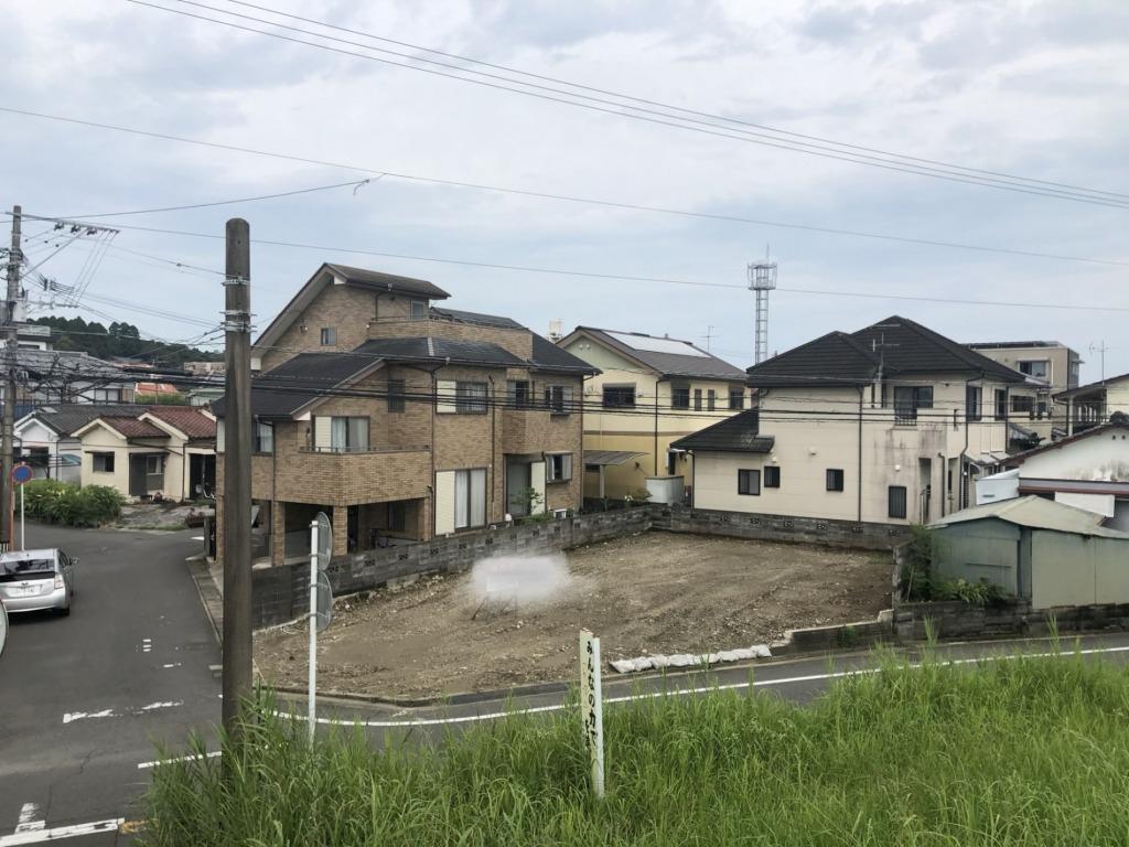 人気の祇園での西南角地の住宅用地!即建築可能!写真