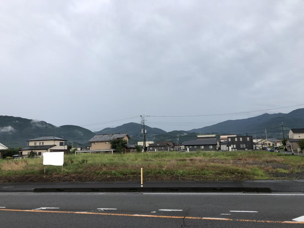 田野町あけぼの、269号線に面しているので事業用地として最適です!写真