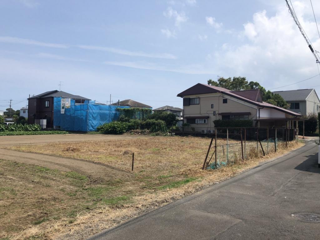 吉村町、イオンモールに近く、土地広々です!写真