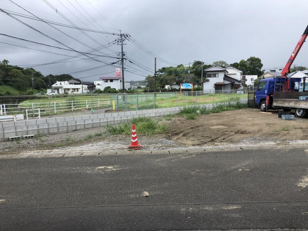宮崎南小学校区でのお手頃価格の住宅用地です!3区画の分譲地で残り1区画です!写真