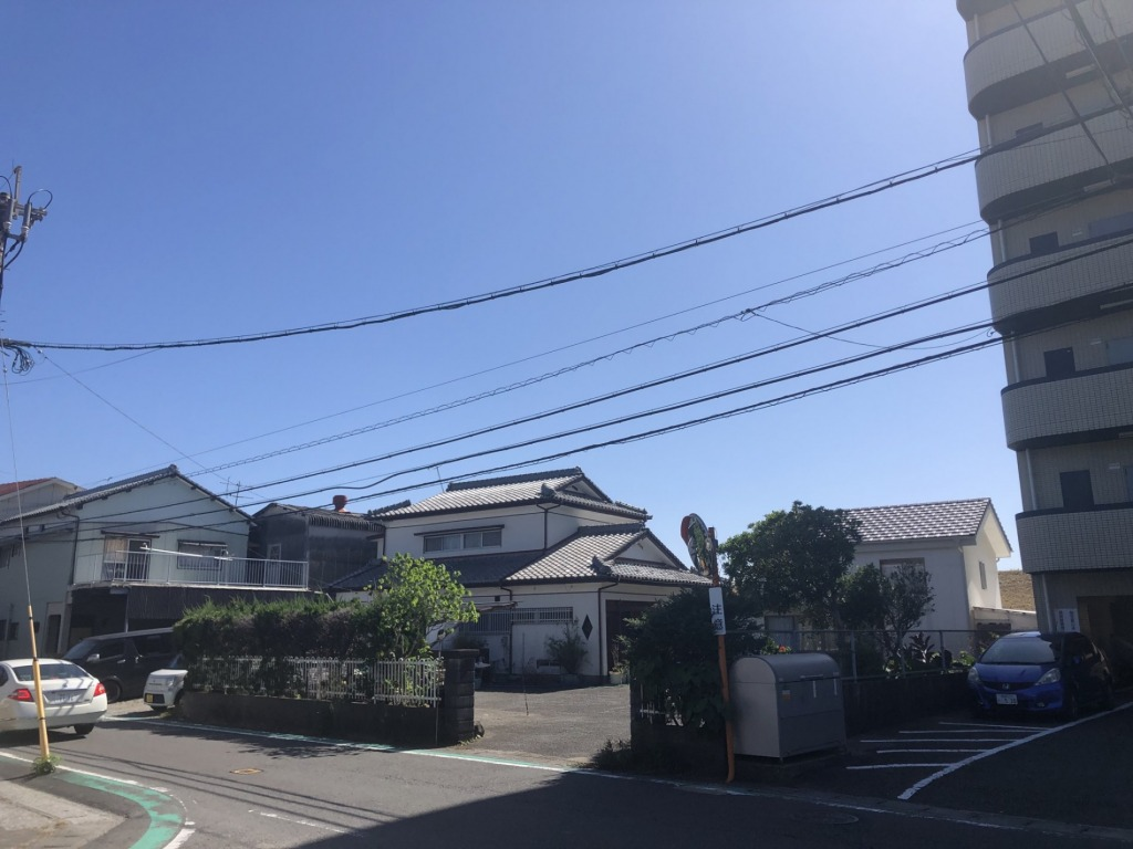 宮崎市高洲町の土地大画像