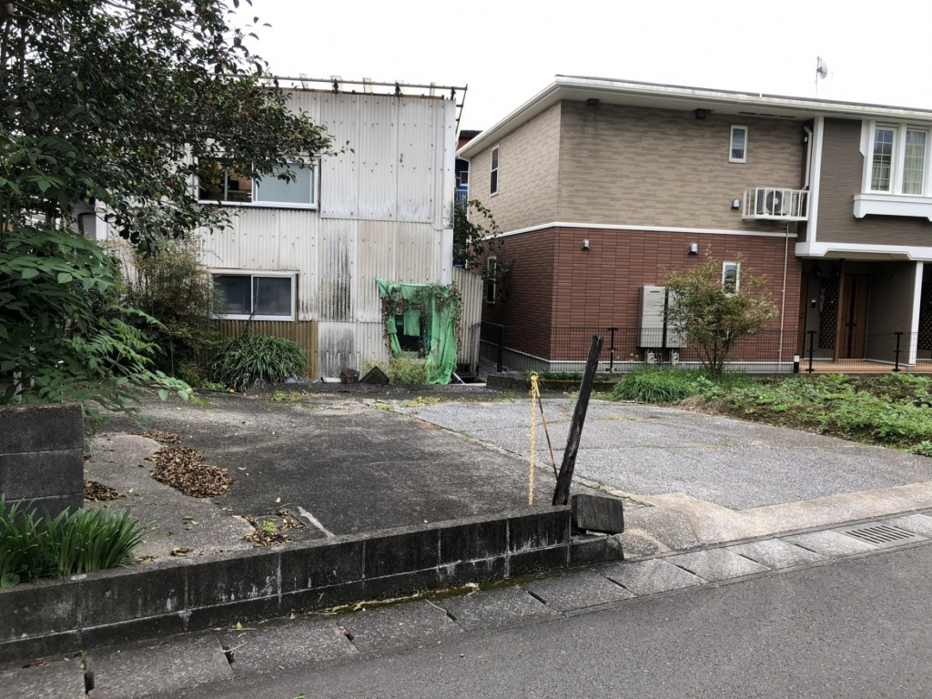 清武小学校まで徒歩圏内の利便性良好の売地です!解体整地渡し!家庭菜園がお好きな方にお薦めです!写真