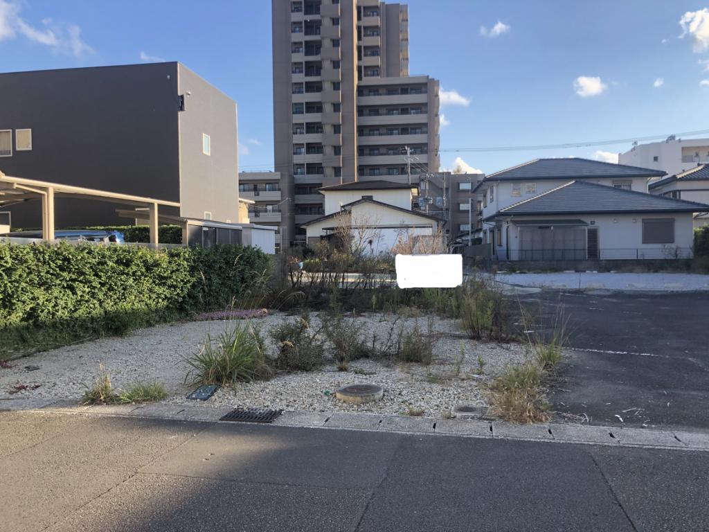宮崎市中心部での広めの土地です!アパート用地としていかがですか!写真