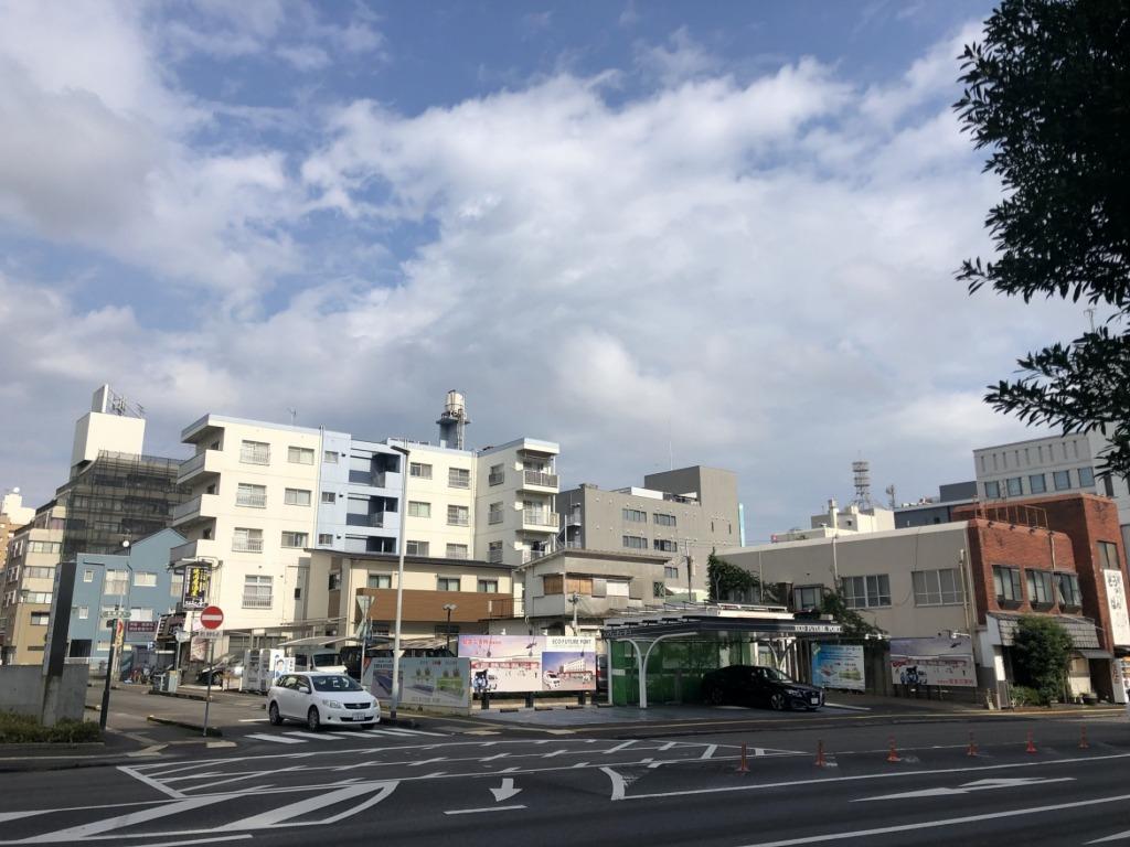 宮崎市橘通西大通り沿いの事業用地!街中心部でご検討の方にお薦めです!写真