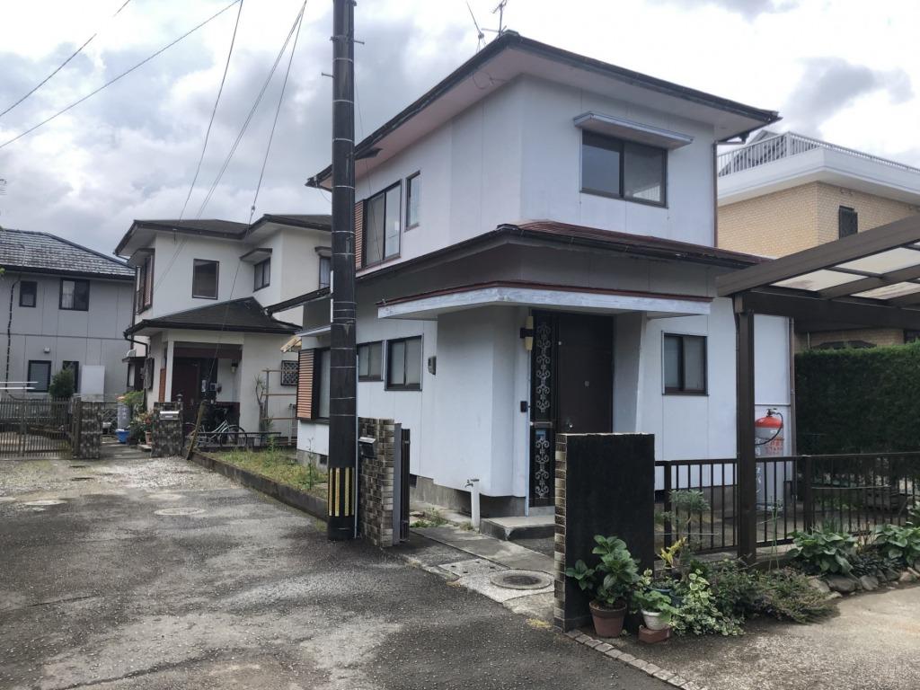 大塚小学校、大塚中学校区内の中古住宅です!新築用地としても良いと思います!写真