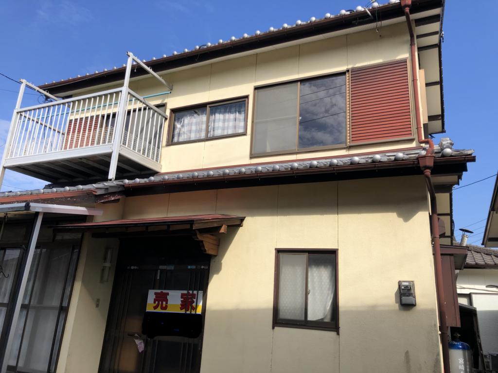 宮崎市大塚町弥堂ノ窪の中古住宅間取り/配置図