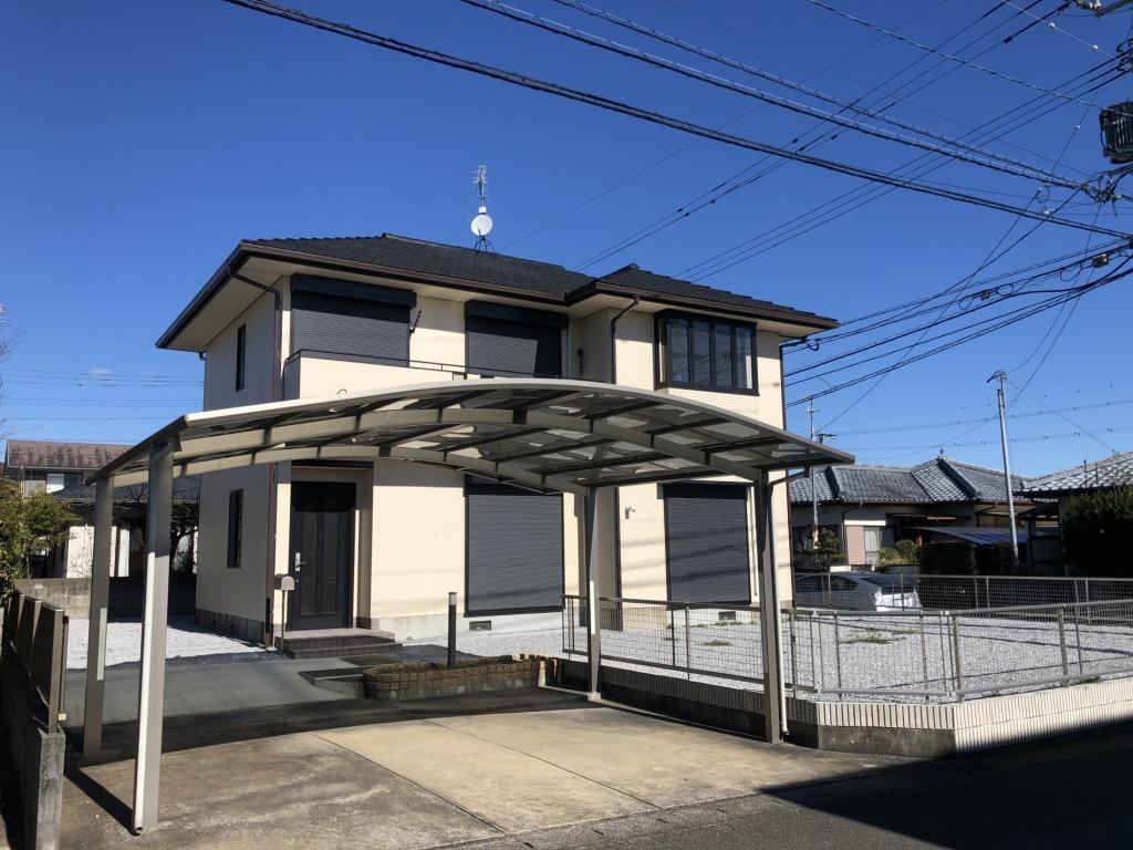 宮崎市高岡町下倉永の中古住宅大画像