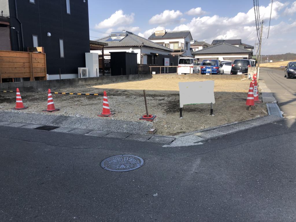 宮崎市大字小松の土地画像2