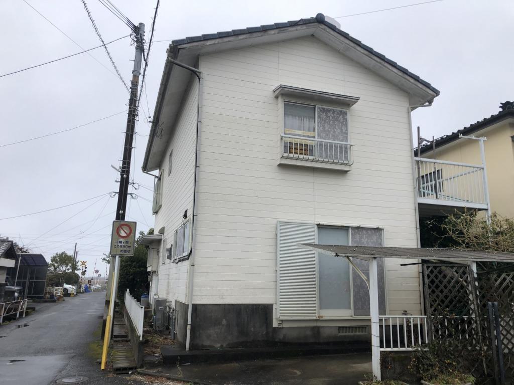 宮崎市大字田吉の中古住宅間取り/配置図