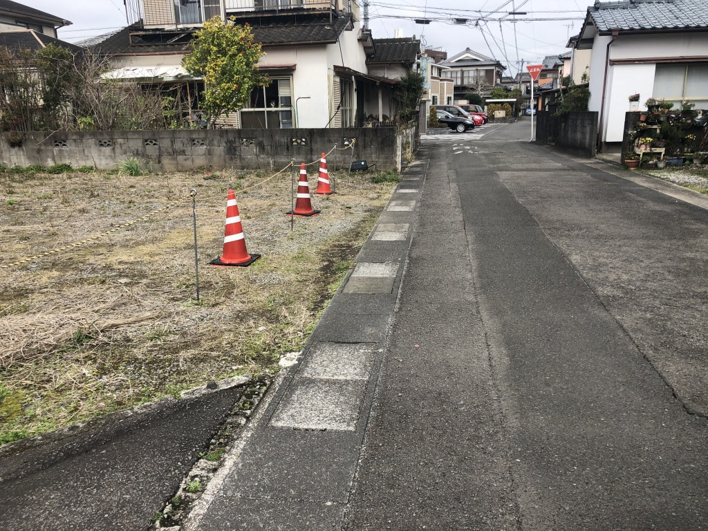 宮崎市高洲町の土地画像5