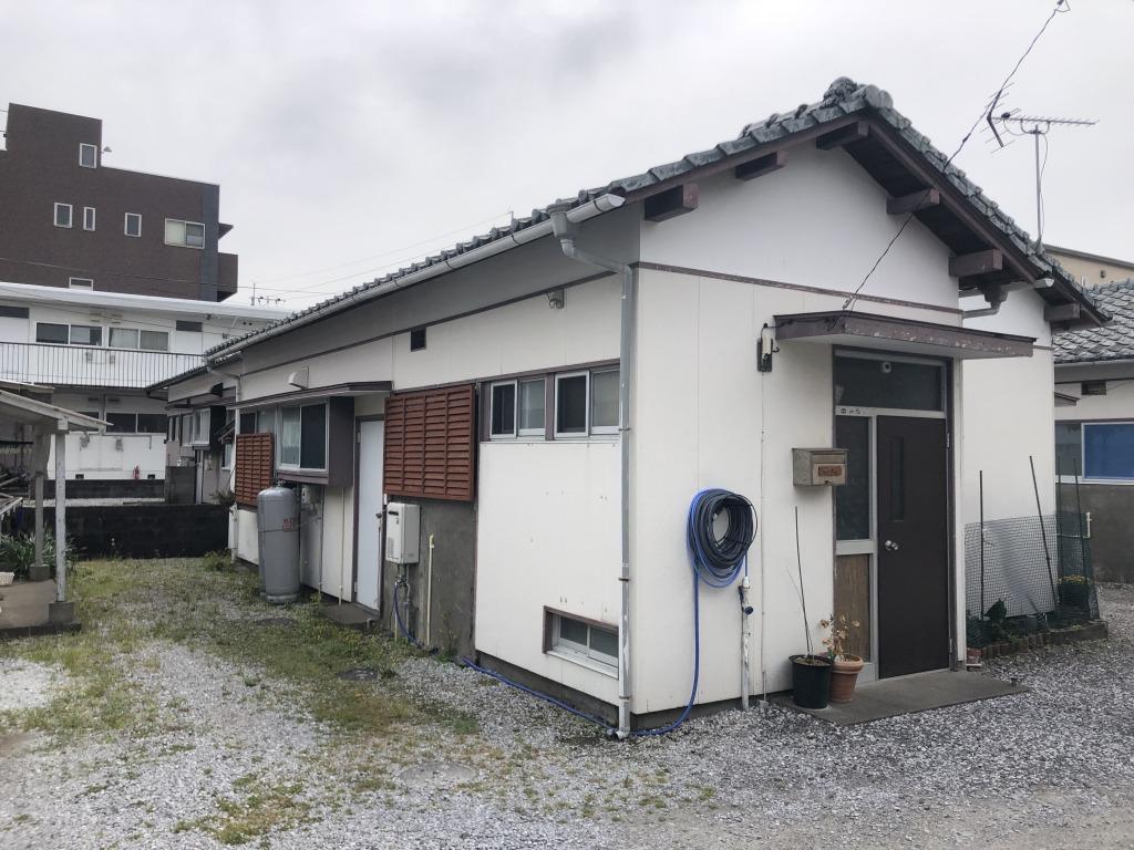 宮崎市田代町の収益物件間取り/配置図