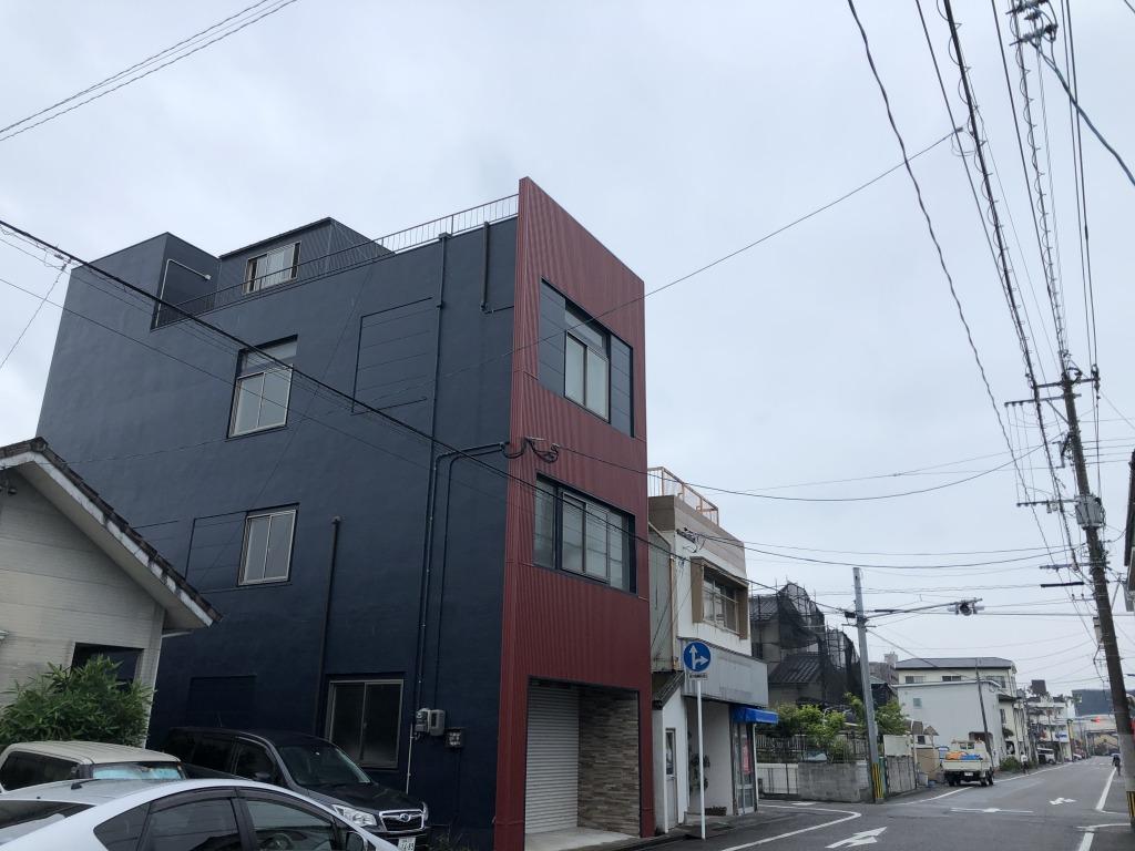 太田3丁目の4階建て(居宅付テナントビル)!大通りより東側の筋に入っていますので車通りは少ないです!住んでも良し、貸しても良し!自由な使い道がある物件です!画像6
