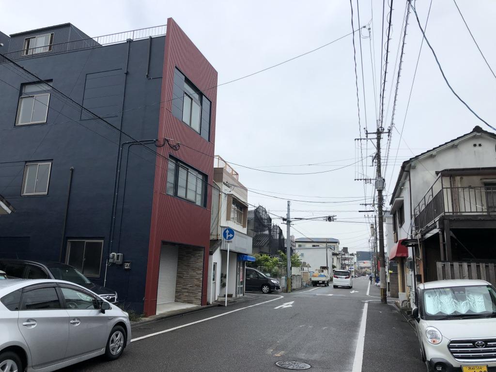太田3丁目の4階建て(居宅付テナントビル)!大通りより東側の筋に入っていますので車通りは少ないです!住んでも良し、貸しても良し!自由な使い道がある物件です!画像7