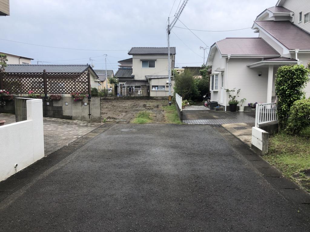 宮崎市中西町267番6の土地画像5
