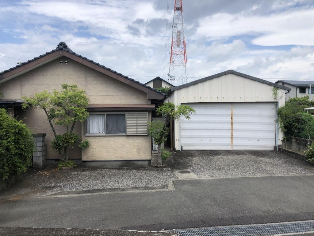 宮崎市大字小松の中古住宅大画像